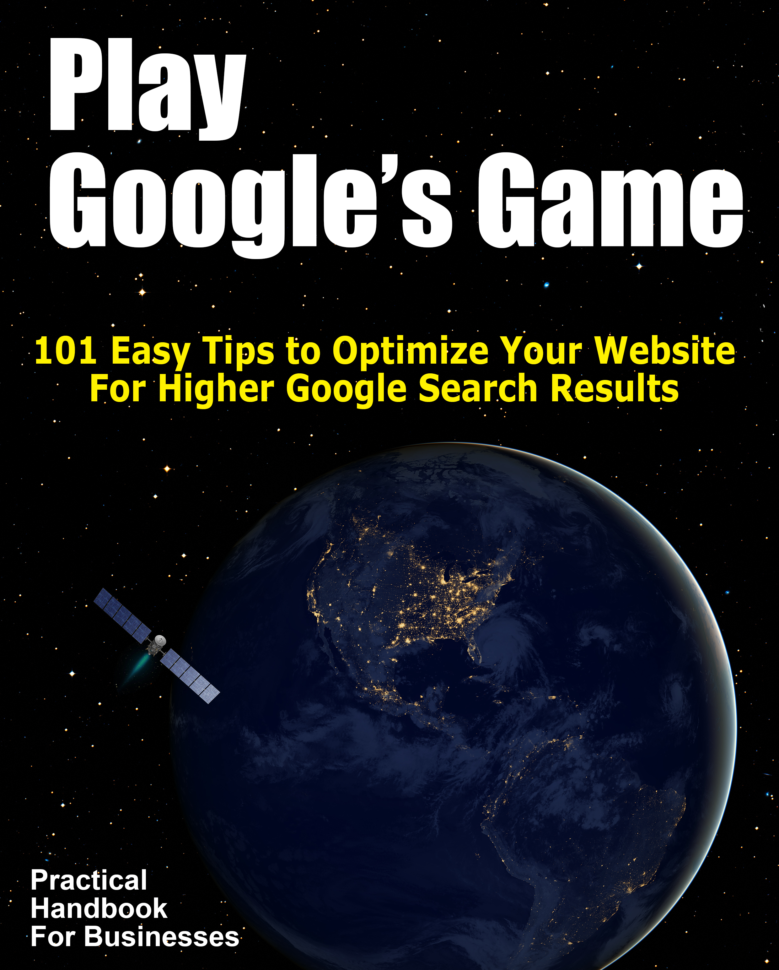 SEO Book Cover