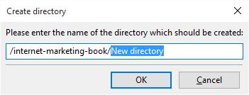 wordpress image directory